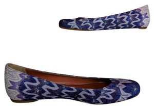 Missoni Italian Purple Flats