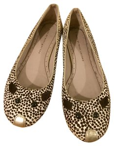 Marc by Marc Jacobs Ballet Mouse Pony Hair Multi Flats