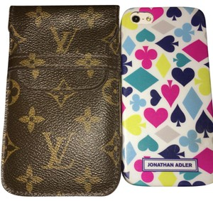 Louis Vuitton I phone 5 case