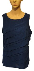 89th & Madison Top Medium Blue