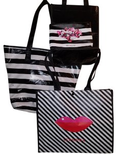 Sephora Mua Accessories Professional Carry On Travel Tote in Black