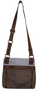 Tyler Rodan Minimal Hipster Clean Spring Summer Oxford Preppy Cross Body Bag