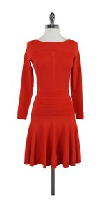 Diane von Furstenberg short dress Delta Knit A-line on Tradesy