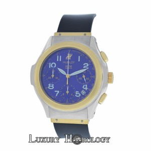 Hublot Men's Hublot MDM 1810.2 18K Yellow Gold Steel Automatic Chronograph