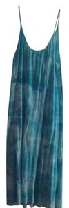 blue Maxi Dress by 9seed