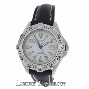 Breitling Men's Breitling Colt A57035 Stainless Steel Date 300M Quartz 38MM