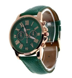 Geneva Green Geneva watch