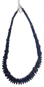 Mine Finds by Jay King Jay King Blue Lapis Sterling Silver Neklace