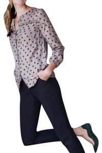 Boden Top Taupe Eclipsed Spot (LBR