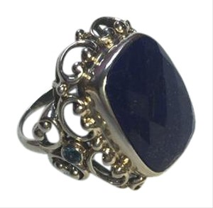 Nicky Butler Nicky Butler Blue Lapis Sterling Silver Ring