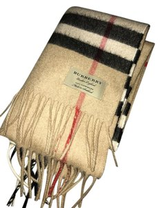 Burberry London Burberry London Large Check Classic Cashmere Scarf