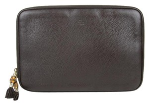 Gucci Bamboo Tablet Case Laptop Bag