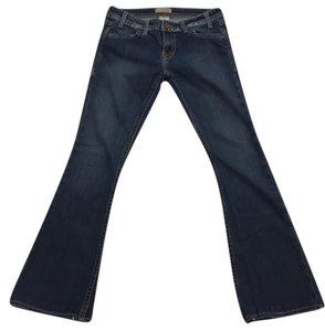 Denim of Virtue Boot Cut Jeans-Light Wash