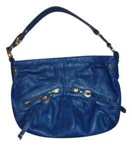 B. Makowsky Satchel in dark blue