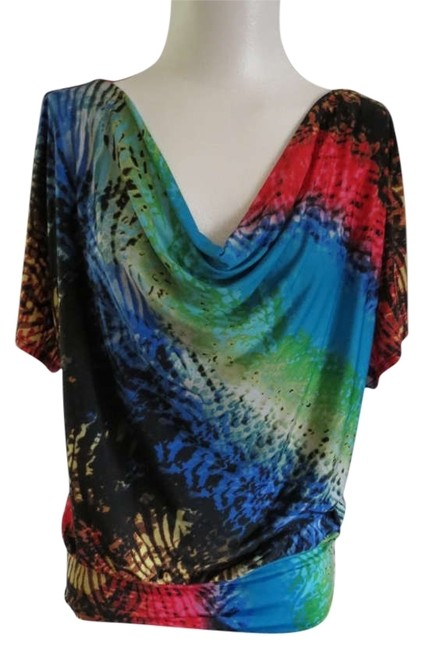 Preload https://img-static.tradesy.com/item/207067/heartsoul-tye-dye-new-large-blouse-size-12-l-0-0-650-650.jpg
