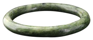Other One Single Green Jade Bangle