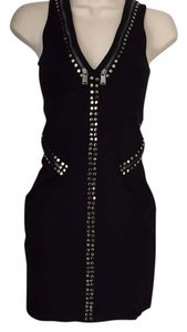 Haute Hippie Embellished Studded Dress