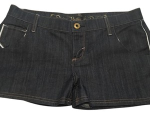 Divine Rights of Denim Mini/Short Shorts denim blue