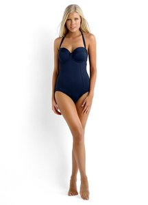 SeaFolly D Cup Maillot One Piece Swimsuit