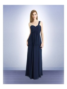 Bill Levkoff Navy Style 736 Dress