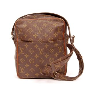 Louis Vuitton Monogram Canvas Rare Cross Body Bag