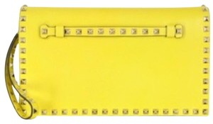 Valentino yellow Clutch