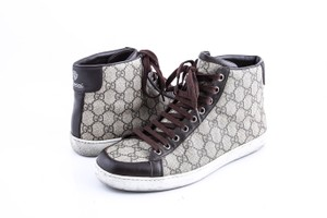 Gucci * Supreme Canvas Sneakers Shoes