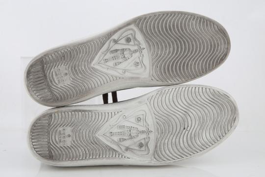Gucci * Supreme Canvas Sneakers Shoes Image 6