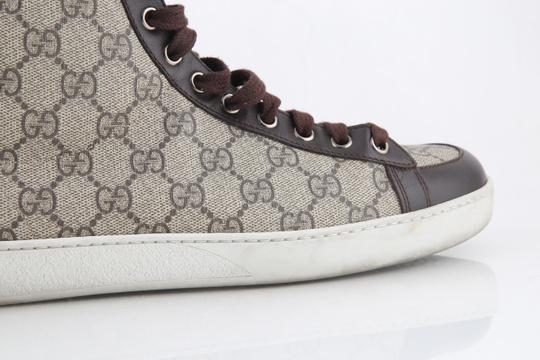 Gucci * Supreme Canvas Sneakers Shoes Image 7