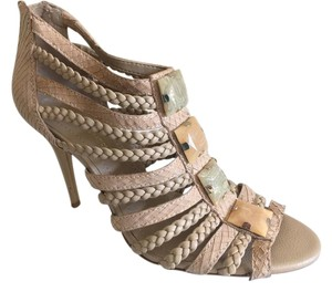 BCBGeneration Bcbg Gemstones Gems Sandal Beige Pumps