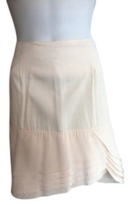Kymio Scalloped Skirt Cream