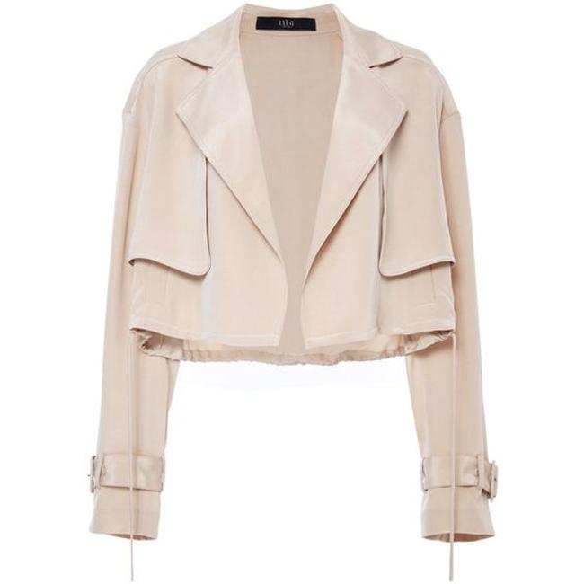 Tibi Helmut Lang Alexander Wang The Row Vince Tory Burch Pink Jacket Image 9