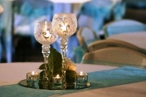 Tiffany Blue Chair Sashes And Table Runners