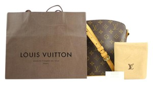 Louis Vuitton Odeon Bloomsbury Trotteur Shoulder Bag