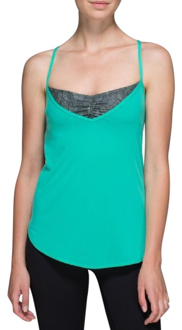 Preload https://img-static.tradesy.com/item/20707526/lululemon-green-turquoise-roll-out-tank-activewear-top-size-4-s-27-0-1-650-650.jpg