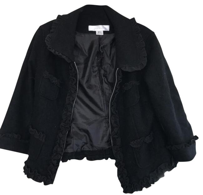 Preload https://img-static.tradesy.com/item/20707538/mac-and-jac-black-women-s-jacket-size-12-l-0-1-650-650.jpg