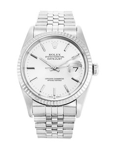 Rolex ROLEX DATEJUST 16014 STAINLESS STEEL MEN'S WATCH