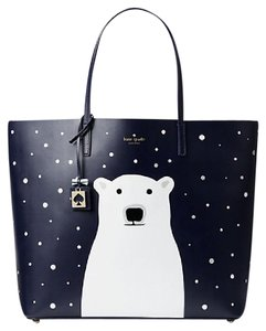 Kate Spade Tote in Blue White