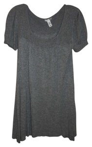 H&M short dress Grey Bell Sleeves Knit on Tradesy