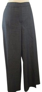 St. John Dress Trouser Pants Gray