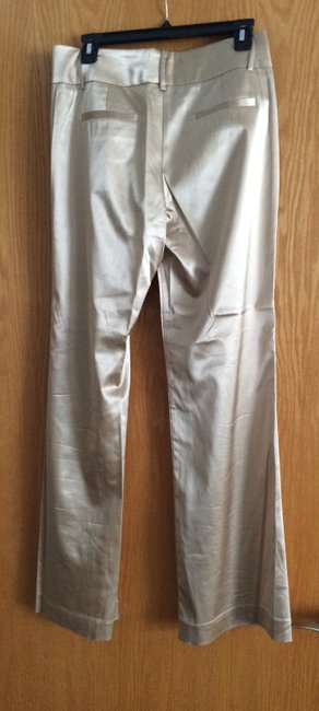 Supply & Demand Trouser Pants Gold Image 1