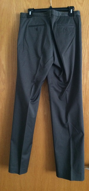 Calvin Klein Brown 42 Inches Size 6 Pants Image 1