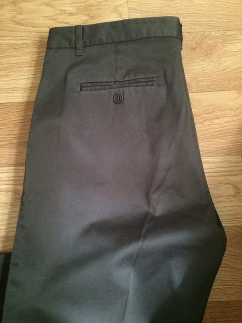 Calvin Klein Brown 42 Inches Size 6 Pants Image 2