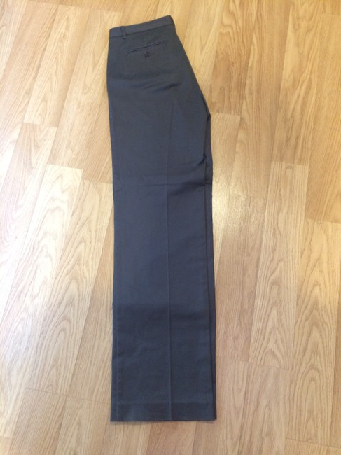 Calvin Klein Brown 42 Inches Size 6 Pants Image 5