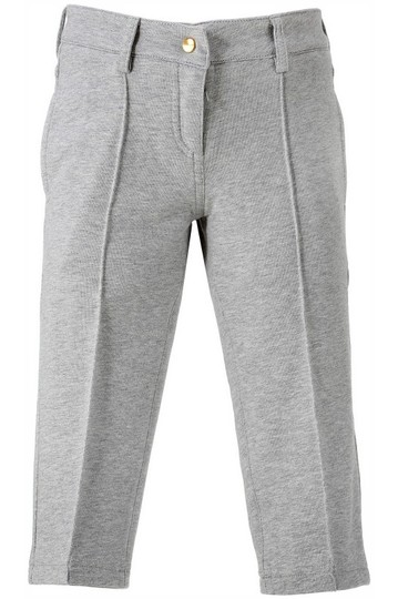 Gucci Gray W New Kids Pants W/Grg Web Metal Interlocking G 10 281752 Groomsman Gift Image 1