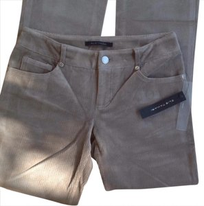 Elie Tahari Straight Pants Tan