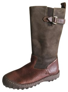 Børn Winter Weather Rain Outdoors Brown Boots