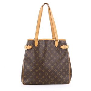 Louis Vuitton Batignolles Canvas Tote