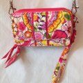 Vera Bradley Sun Valley Vera Bradley All in One Cross Body Wallet Hipster Image 4