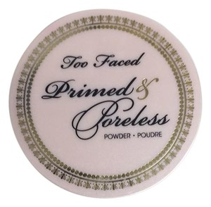 Too Faced Too Faced Priming Powder and Finishing Veil